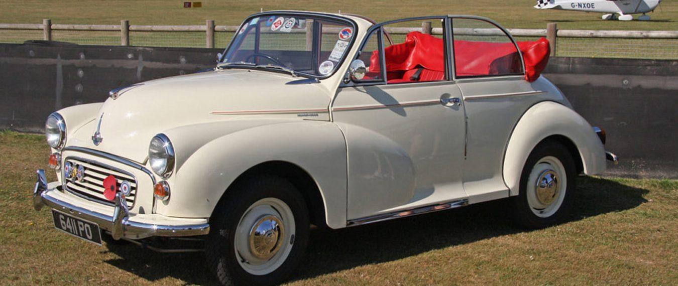 Quality New and Used Morris Minor Parts