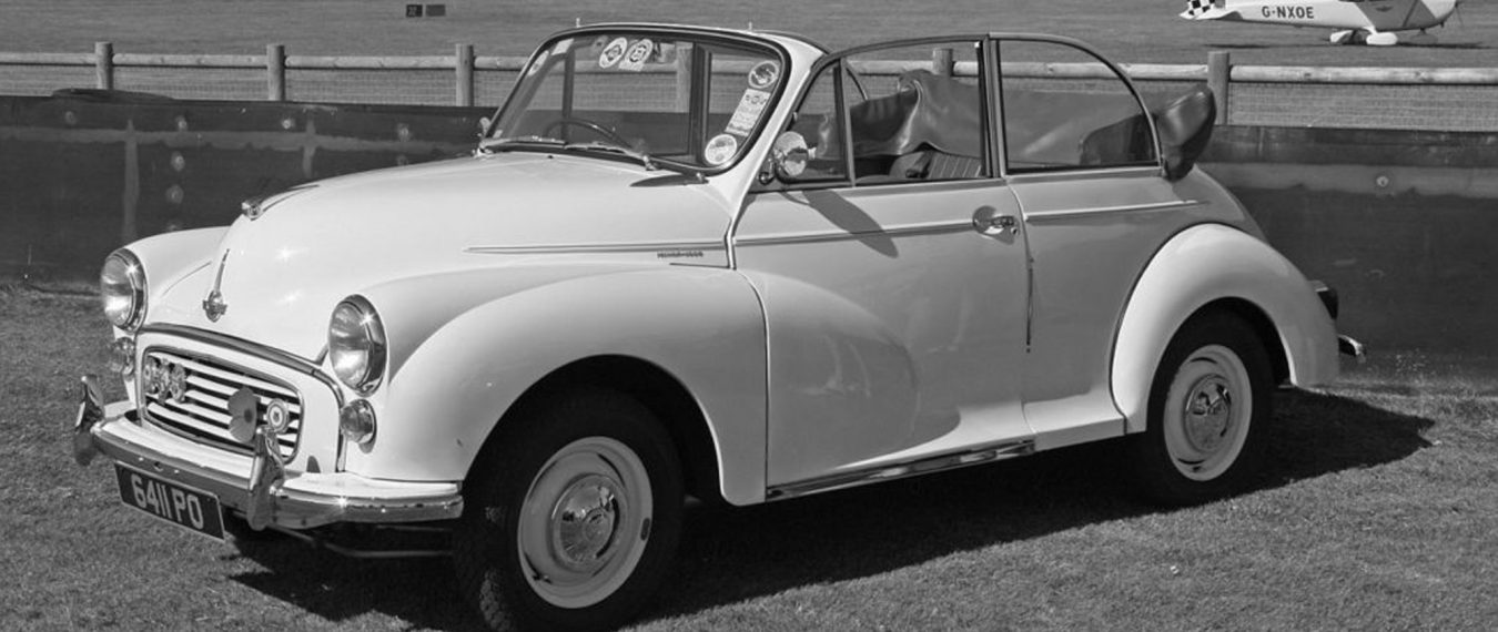 New and Used Morris Minor Car Parts